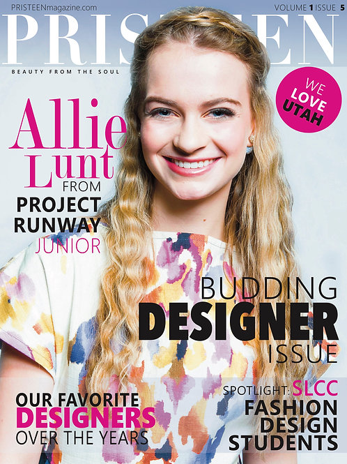 Allie's Issue - coming soon