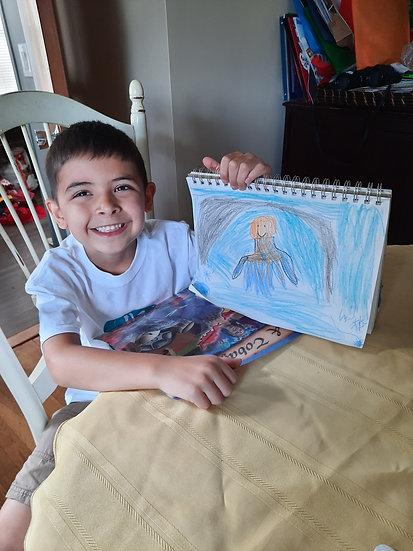 Total Arts! Kids, July 12-16, 12:00-2:00