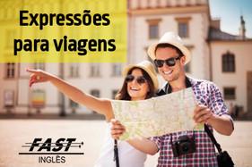 Expressões para viagens