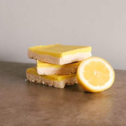 Lemon Squares (6)