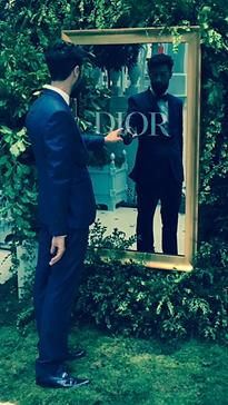 photobooth miroir - borne photo