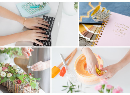 Creative Prop Ideas for your Branding Photoshoot