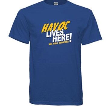 Havoc Lives Here Shirt (Unisex)