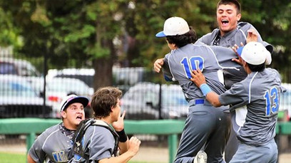 They had to win four straight games for a title. One local team did it Monday!