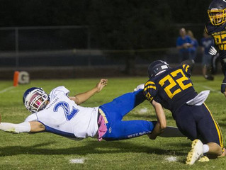 Big Valley Christian can't overcome injury, talented Waterford team