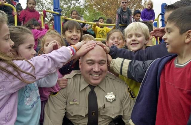 Fallen Deputy Dennis Wallace
