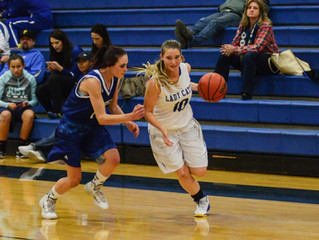 Brewer Earns First Team All-Regional Honors In Girls Basketball