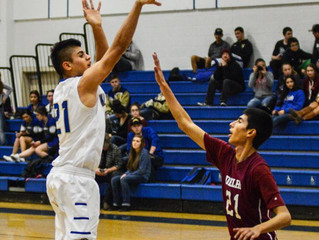 Vivo Earns First Team All-Regional Honors & Ramirez Honorable Mention In Boys Basketball.