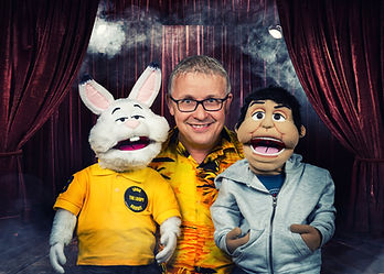 Magical Ventriloquist and Children's Entertainer Magic Monty