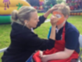 Face Painting | Dumfries and Galloway.