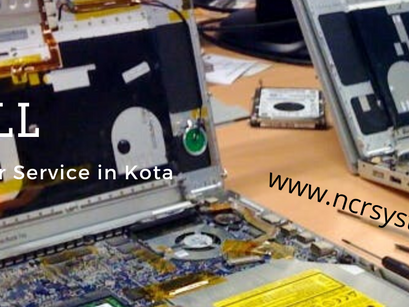 Authorized Dell Laptop Service Center Kota