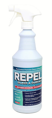 REPEL Glass & Surface Cleaner 32oz_Image
