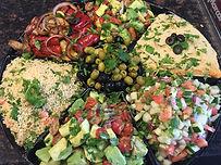 Israeli Combo Platter
