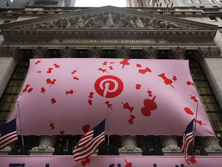 Pinterest Is Near The Light At The End Of The Tunnel