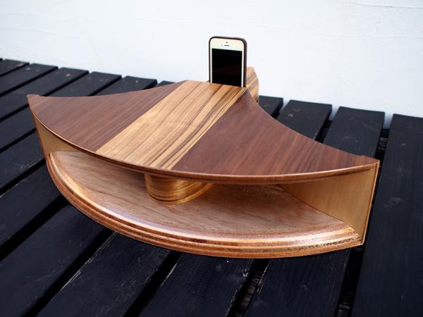 iPhone スピーカー
