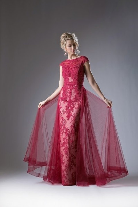 PRINCESS 3 EVENING GOWN