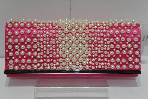 Front side pearl clutch