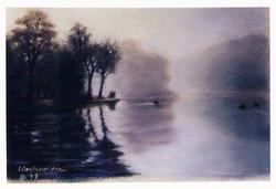 Stony Brook Fog