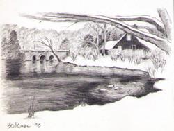 Setauket Pond