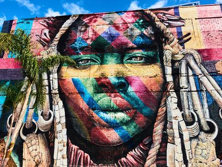 A História do graffiti no movimento Hip-Hop