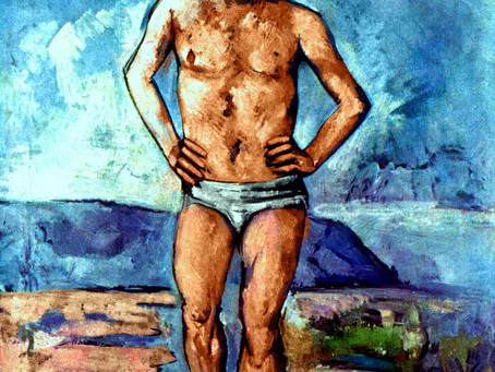 """""""Refusés"""", O impressionismo e Cézanne"""
