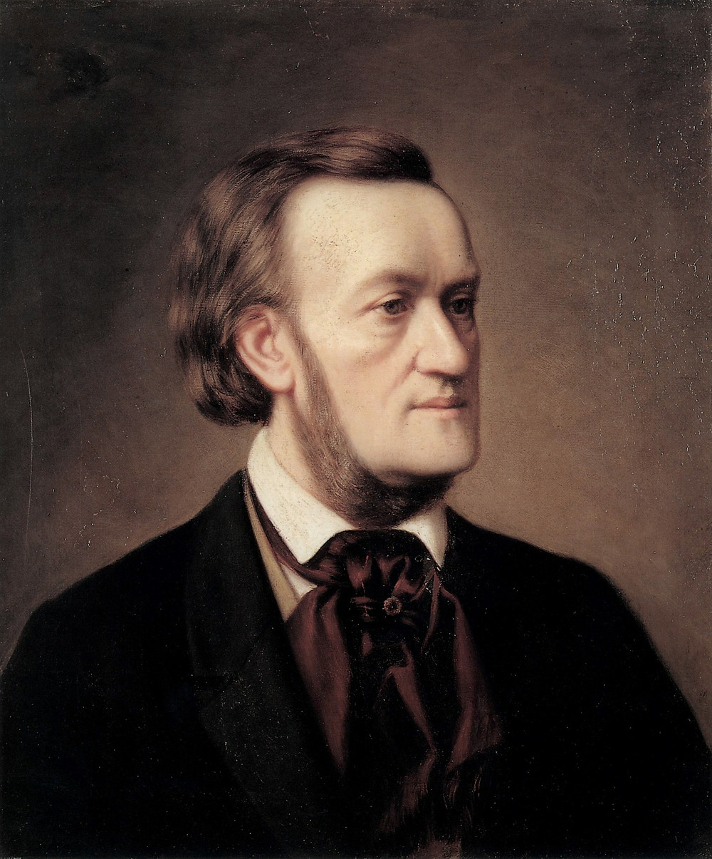 Perfil de Richard Wagner
