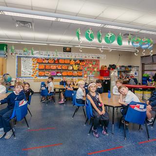 Daughters of Jesus Primary Building Classroom