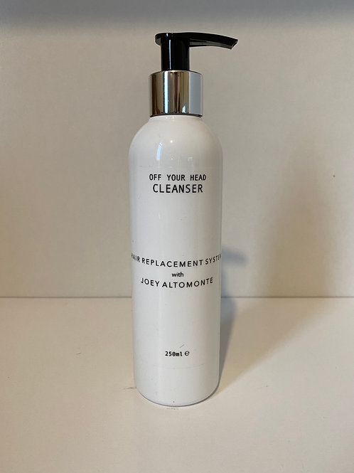Off Your Head Cleanser