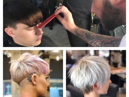 Short Haircut Demo - Book Now!