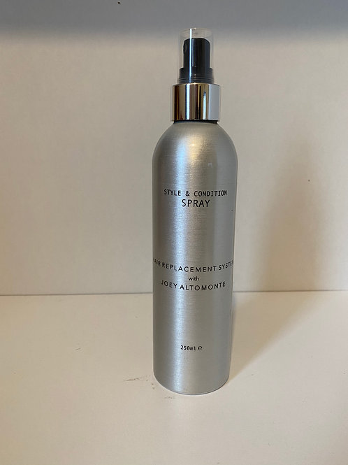 Style and Conditioner Spray