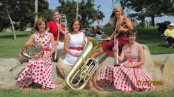 Belle Air Brass