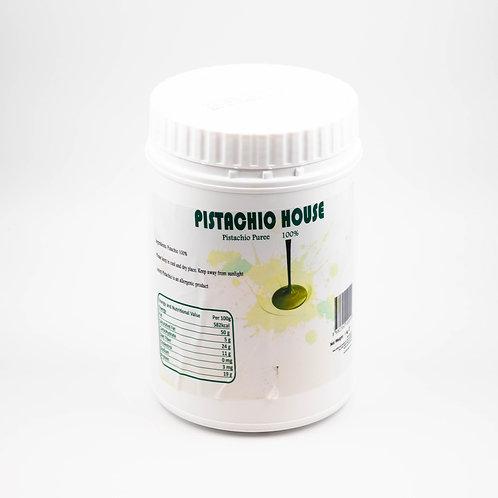 מחית פיסטוק גרגירית 100% - 1 קילו