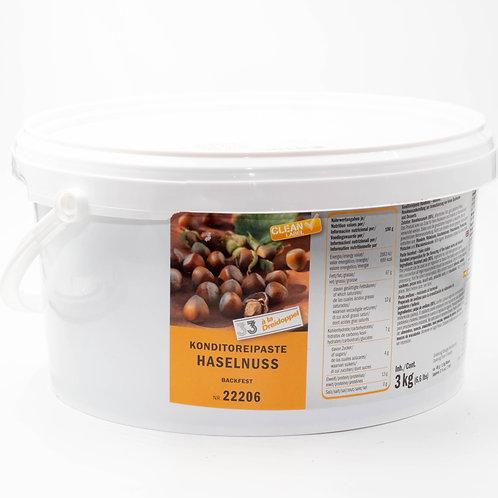 קרם אגוזי לוז - 500 גרם