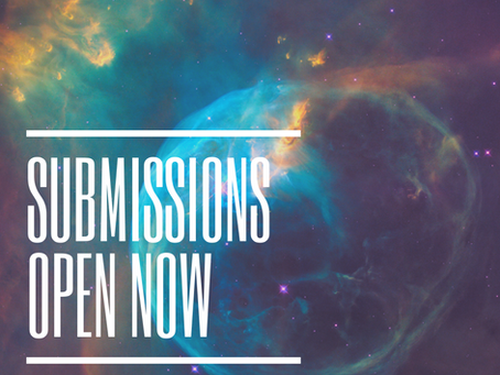 Submissions Open Now!!!!