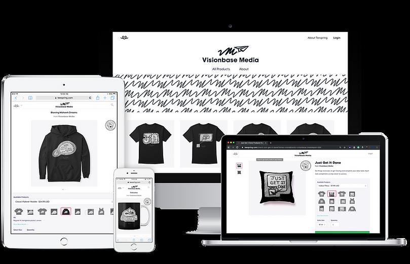 Visionbase Media Online Store.png