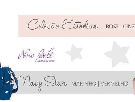 Coleção Navy Star - Bolsas Masterbag Baby