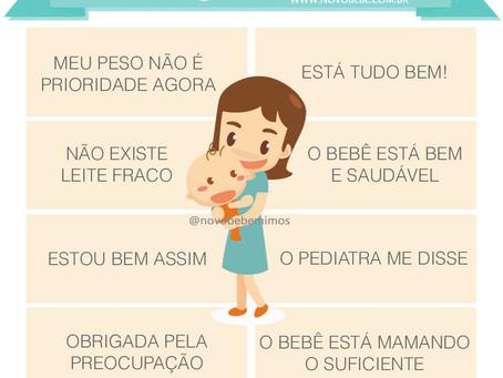 Como Lidar com os Palpites Após o Nascimento do Bebê