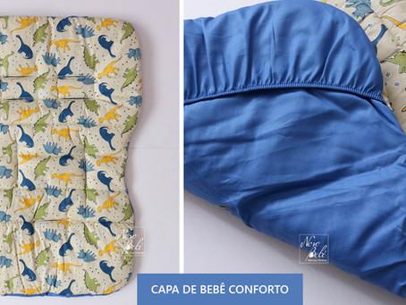 Capa de Bebê Conforto - Por Que Usar?