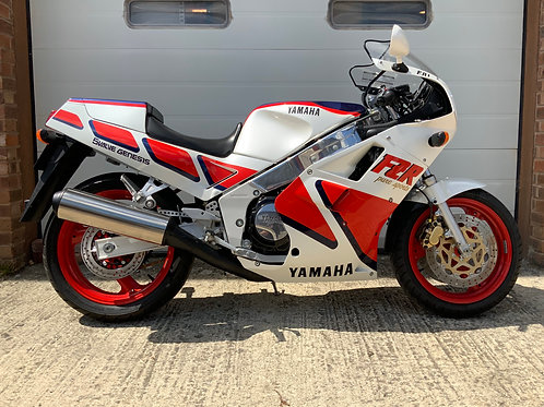 Yamaha FZR 1000 Genesis 1987