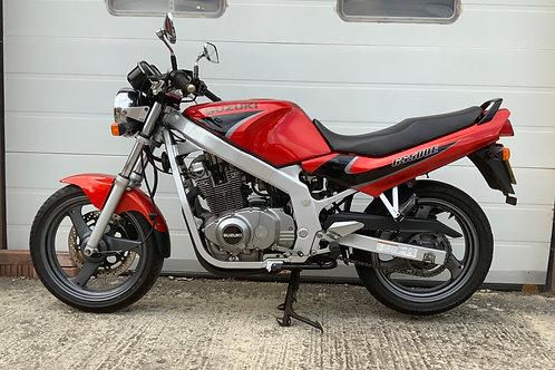 Suzuki GS 500 EY 2000 Red 12808 Miles