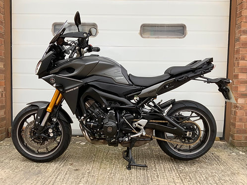 Yamaha MT-09 MT09 Tracer ABS 2015 Grey