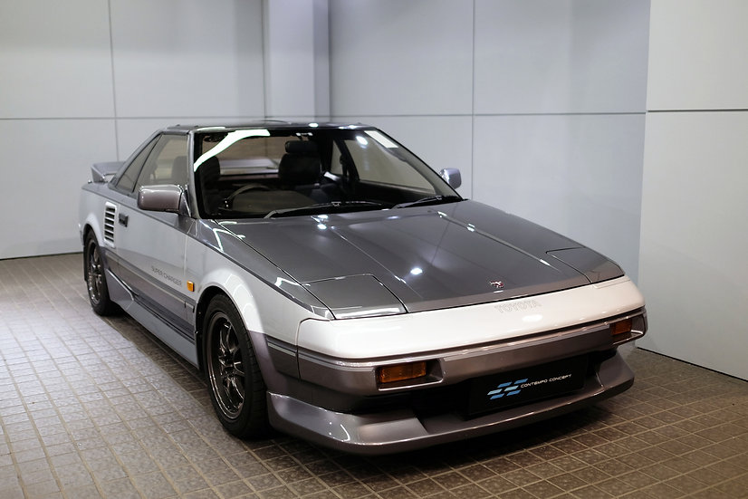 Toyota MR2 Supercharged