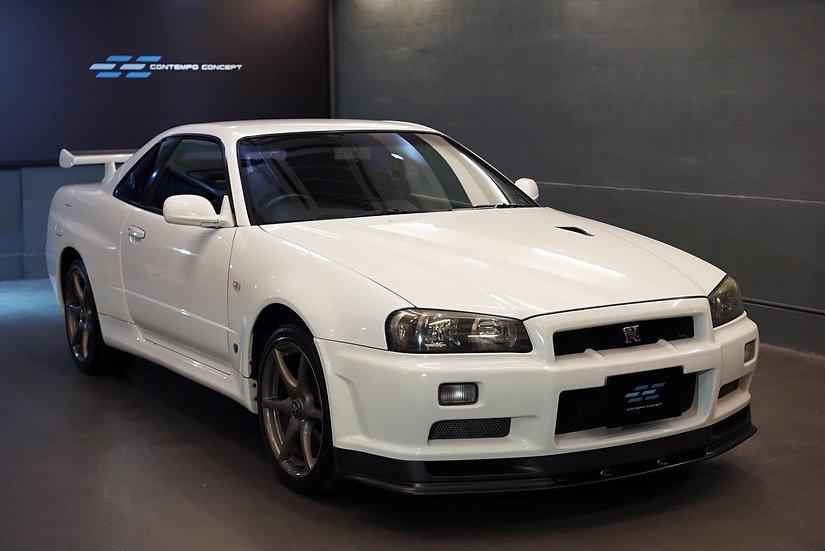 Nissan Skyline GT-R V-Spec 2 Nur