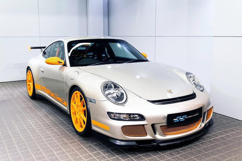 Porsche 997GT3 RS 3.6