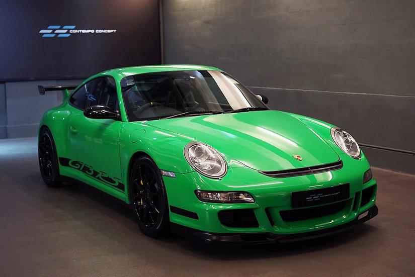Porsche 997 GT3 RS 3.6
