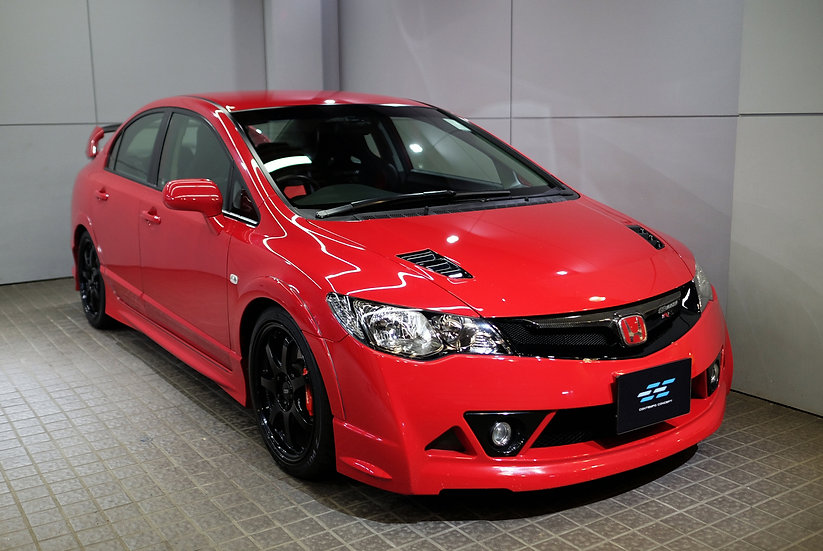 Honda Civic Mugen RR (#001)