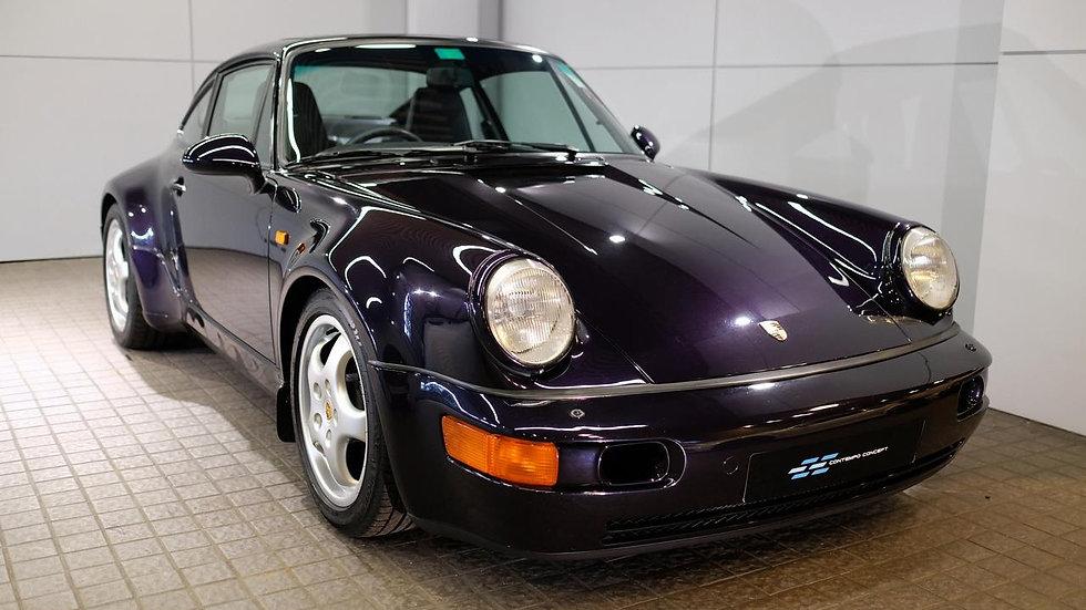 Porsche 964 30 Jahre Jubilee Edition