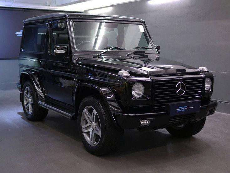 Mercedes Benz G500 SWB