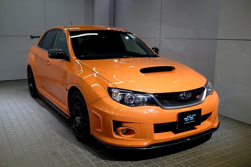 Subaru Impreza WRX STI tS Type RA edition