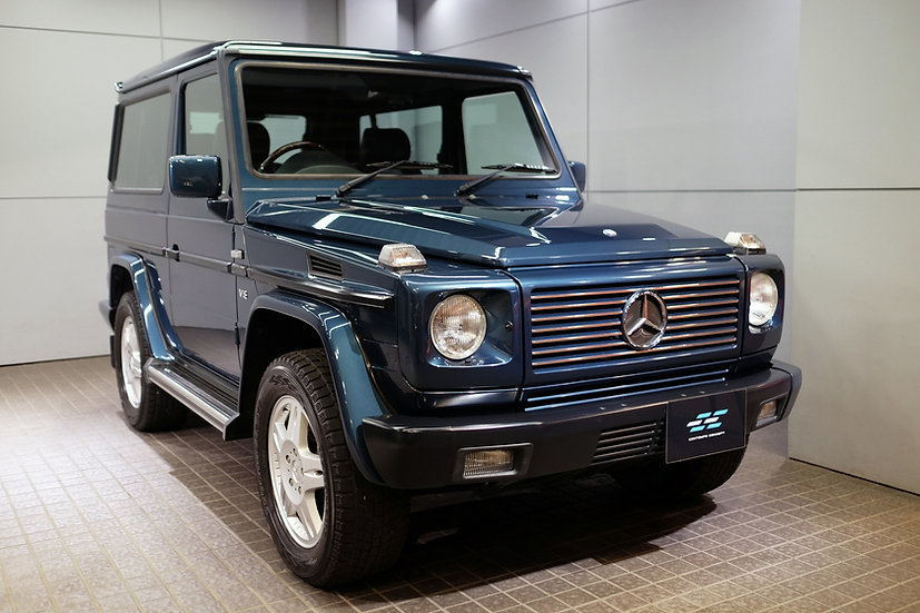 Mercedes-Benz G500 SWB